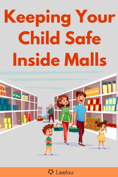 Keeping Your Child Safe Inside Malls