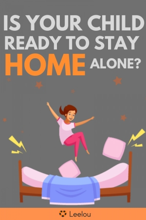 Is Your Child Ready to Stay Home Alone?