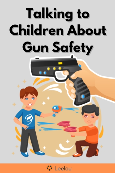 Talking to Children About Gun Safety