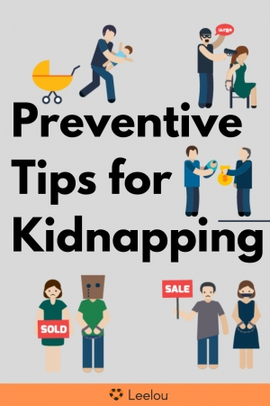 Preventive Tips for Kidnapping