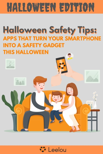 Halloween Safety Tips: Apps That Turn Your Smartphone into a Safety Gadget for Halloween