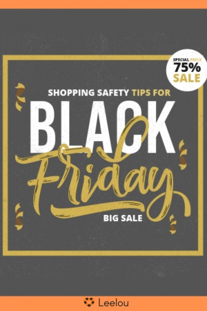 Black Friday Sale Shopping Safety Tips
